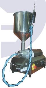 кондитерский поршневой дозатор