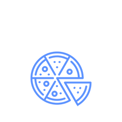 Производство пиццы