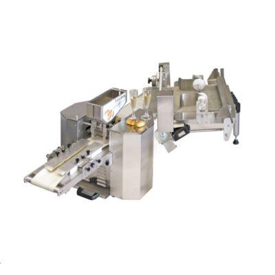 Оборудование для формовки круассанов и трубочек